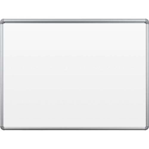 Best Rite 212PC-BT Dura-Rite Whiteboard with Presidential Trim (3 x 4')