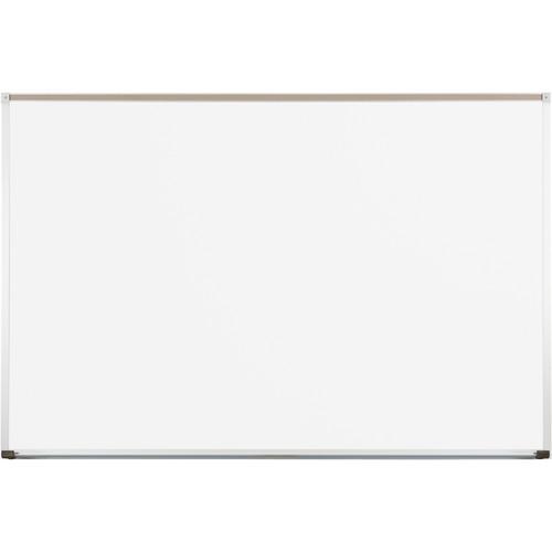 Best Rite Magne-Rite Whiteboard with Aluminum Trim & Map Rail (4 x 8')