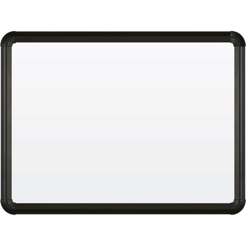 Best Rite Magne-Rite Whiteboard with Black Presidential Trim (1.5 x 2')