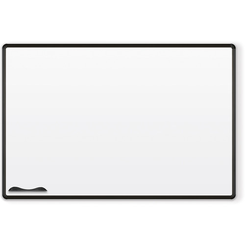 Best Rite Magne-Rite Whiteboard with Black Presidential Trim (4 x 6')