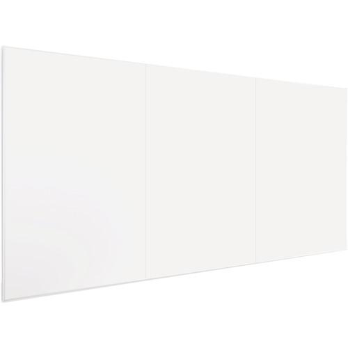 Best Rite 6x12' Spline Sharewall w/Trim (Gloss White)