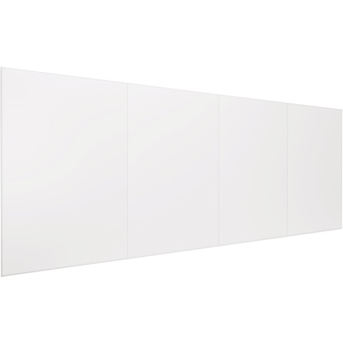 Best Rite 6x16' Spline Sharewall w/Trim (Gloss White)
