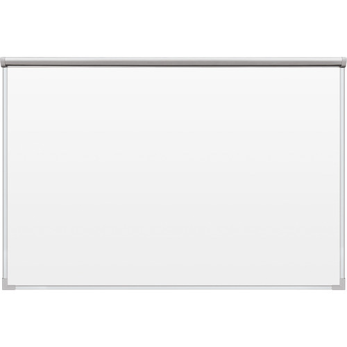Best Rite 2H19B-BT Ultra Bite Whiteboard with Tackless Paper Holder (2 x 3')