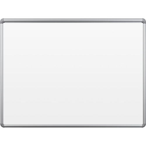 Best Rite 2H1PC-BT Presidential Bite Whiteboard with Tackless Paper Holder (3 x 4')