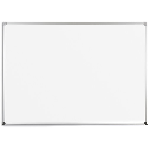 Best Rite Magnetic Porcelain Steel Markerboard with ABC Trim (1.5' x 2')