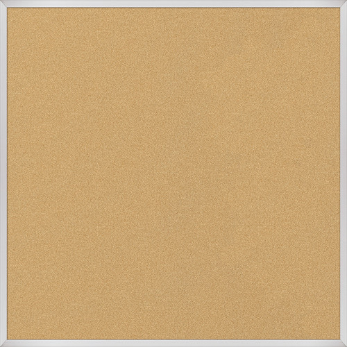 Best Rite Valu-Tak Tackboard with Aluminum Trim (4 x 4')