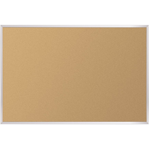 Best Rite Valu-Tak Tackboard with Aluminum Trim (4 x 10')