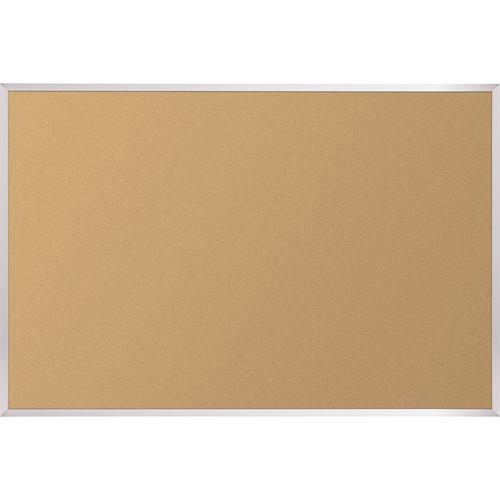 Best Rite Natural Add-Cork Surface Tackboard (1.5 x 2')