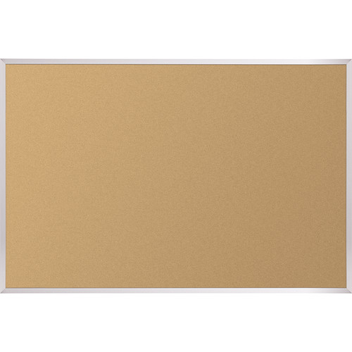 Best Rite Natural Add-Cork Surface Tackboard (3 x 4')