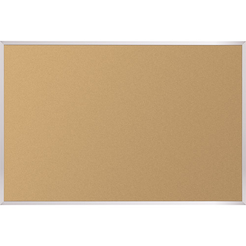Best Rite Natural Add-Cork Surface Tackboard (4 x 8')