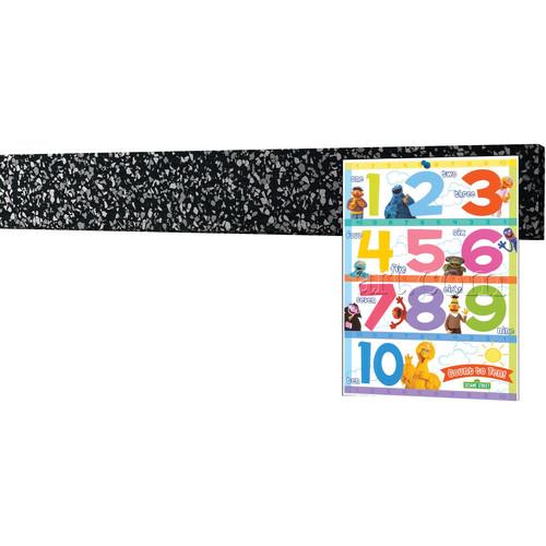 Best Rite Rubber Tak Strip (4', 6-Pack)