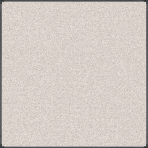 Best Rite Pebbles Vinyl Tackboard with Black Ultra-Trim (4 x 4')