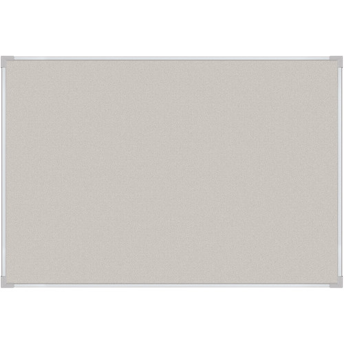 Best Rite Pebbles Vinyl Tackboard with Silver Ultra-Trim (2 x 3')
