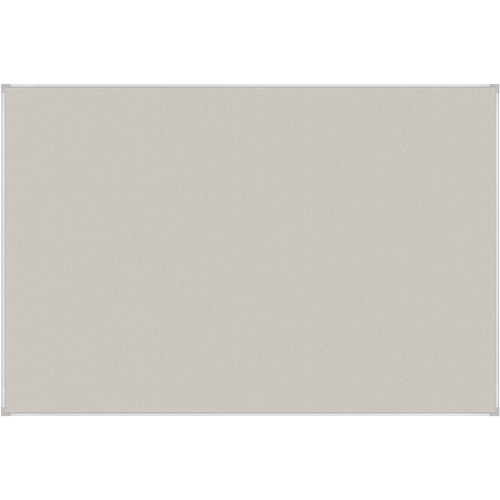 Best Rite Pebbles Vinyl Tackboard with Silver Ultra-Trim (4 x 6')