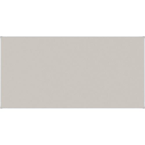 Best Rite Pebbles Vinyl Tackboard with Silver Ultra-Trim (4 x 8')