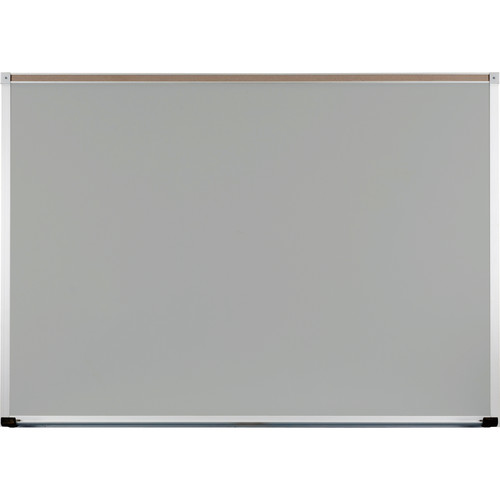Best Rite 404AA-52 Evolution Projection Board with Deluxe Aluminum Trim (1.5 x 2')