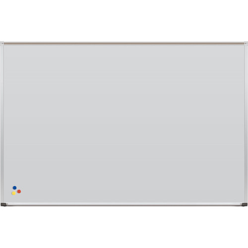 Best Rite 404AG-52 Evolution Projection Board with Deluxe Aluminum Trim (4 x 6')