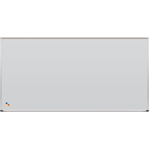 Best Rite 404AH-52 Evolution Projection Board with Deluxe Aluminum Trim (4 x 8')