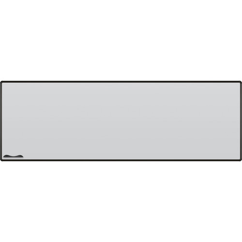 Best Rite 404PM-T1-52 Evolution Projection Board with Black Presidential Trim (4 x 12')