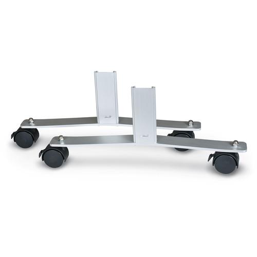Best Rite T-Base Caster Foot for Standard Modular Panel (Pair)