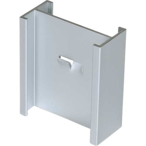 Best Rite 2-Way Straight Connector for Standard Modular Panels