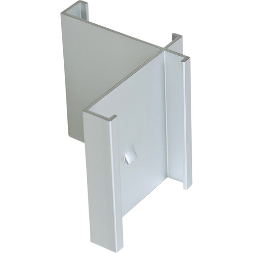 Best Rite 2-Way Right Connector for Standard Modular Panels