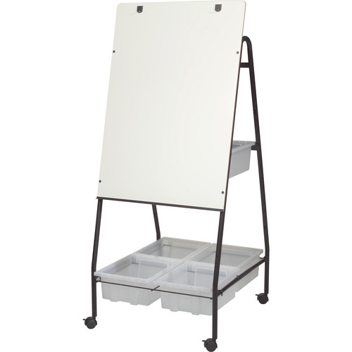 Best Rite 762 Mobile Storage Wheasel (Unframed Melamine)