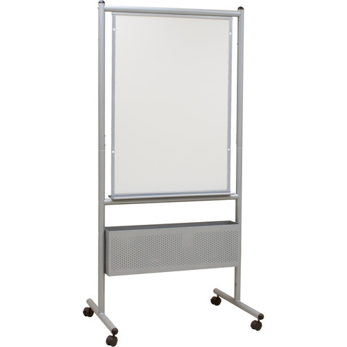 Best Rite 785P Nest Easel with Silver Trim & Magnetic Surface