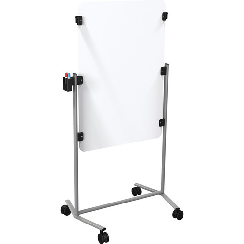 "Best Rite 795AC-WW Modifier XV Height Adjustable Easel (30 x 40"", Melamine / Melamine)"
