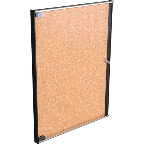 "Best Rite Ultra Enclosed Bulletin Board Cabinet (37.1 x 27.75"")"