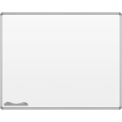 Best Rite Green-Rite Whiteboard with Silver Presidential Trim (4 x 5')