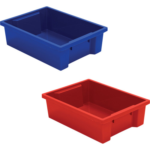 Best Rite Plastic Tub for Mobile Tub Storage Cart (9-Pack)