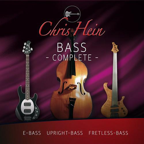 Best Service Chris Hein Bass - Virtual Instrument (Download)