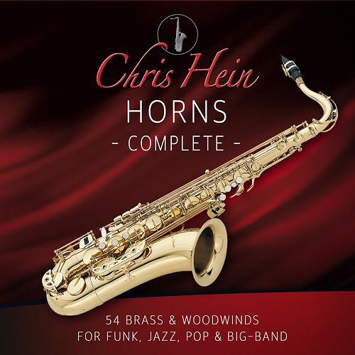 Best Service Chris Hein Horns Complete - Virtual Instrument (Download)