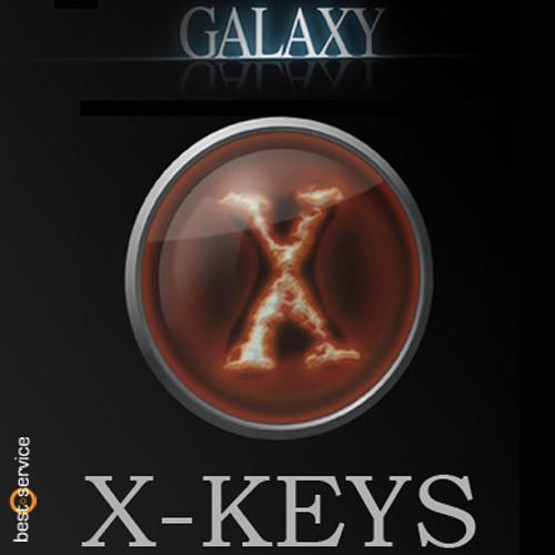 Best Service Galaxy X-Keys - Virtual Instrument (Download)
