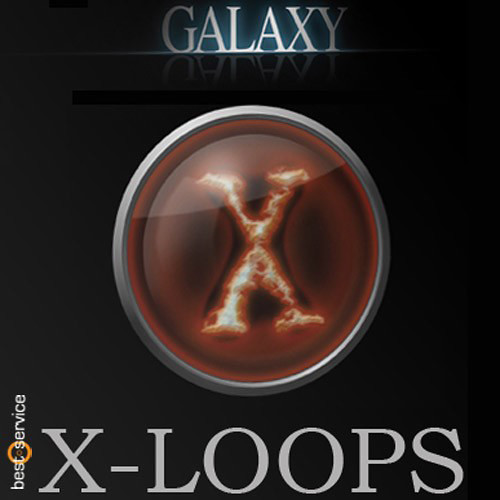 Best Service Galaxy X-Loops - Virtual Instrument (Download)