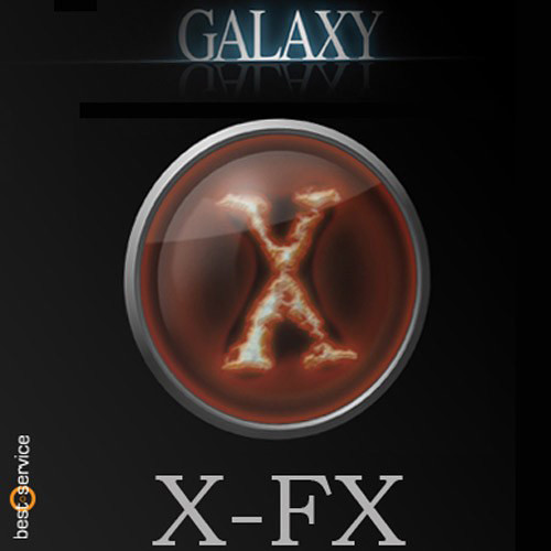 Best Service Galaxy X-FX - Virtual Instrument (Download)