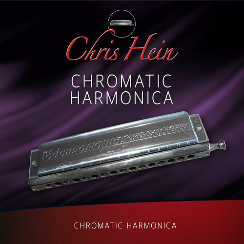 Best Service Chris Hein Chromatic Harmonica - Virtual Instrument (Download)