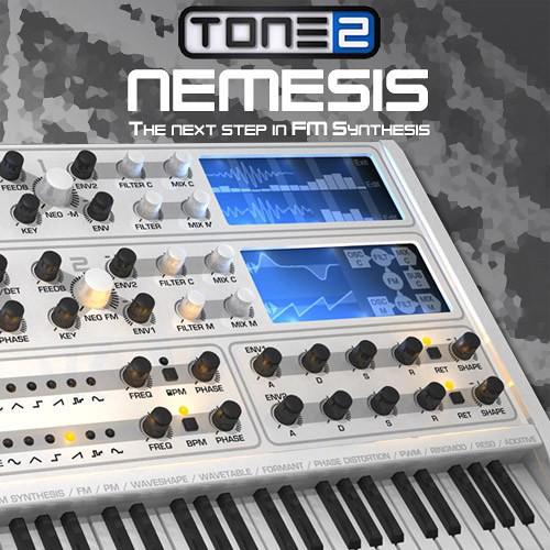TONE2 Tone2 Nemesis - Virtual Instrument (Download)