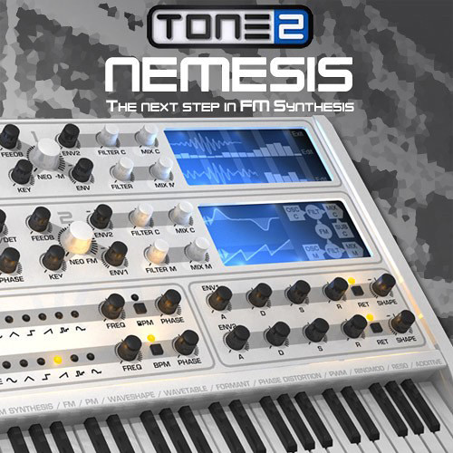 TONE2 Tone2 Nemesis - Virtual Instrument (Download)