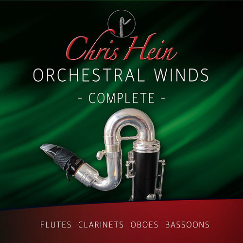 Best Service Chris Hein Orchestral Woodwinds, Complete Collection - Virtual Instrument (Download)