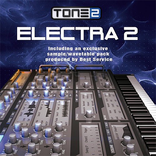 TONE2 Tone2 Electra2 - Virtual Instrument (Download)