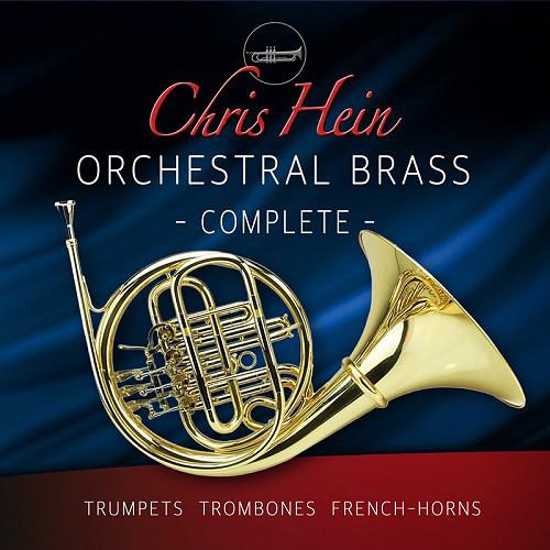 Best Service Chris Hein Orchestral Brass, Complete Upgrade - Virtual Instrument (Download)