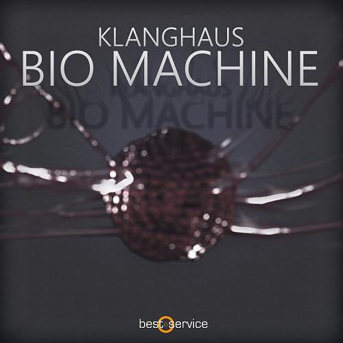 Best Service KLANGHAUS BIO MACHINE - Virtual Instrument (Download)