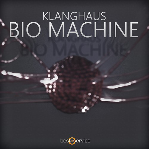 Best Service KLANGHAUS BIO MACHINE - Virtual Instrument (Download)