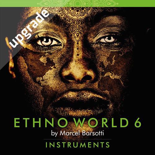 Best Service Ethno World 6 Instruments Upgrade - Virtual Instrument (Download)