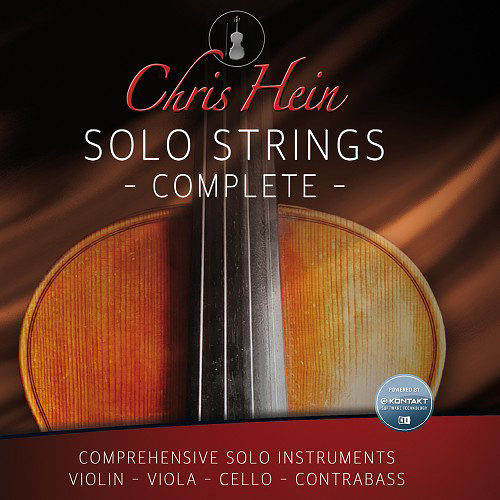 Best Service Chris Hein Solo Strings Complete - Virtual Instrument Bundle (Download)