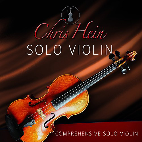 Best Service Chris Hein Solo Violin Update - Virtual Instrument (Download)