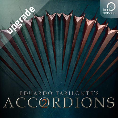 Best Service Accordions 2 Upgrade - Virtual Instrument Plug-In (Download)