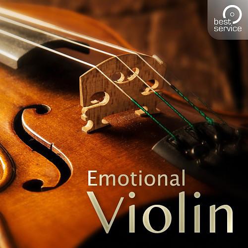 Best Service Emotional Violin - Virtual Instrument (Download)